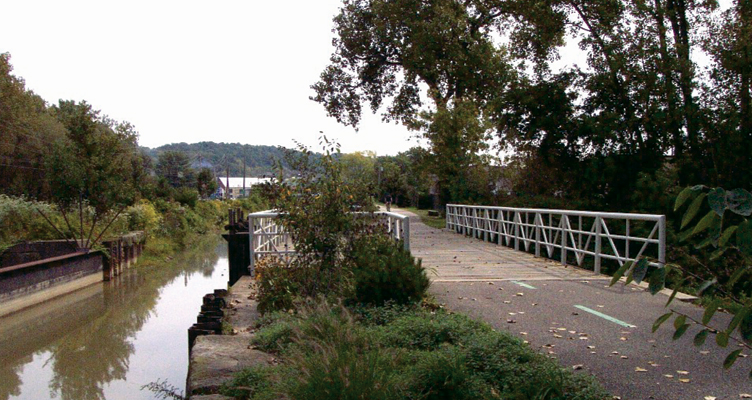 Ohio And Erie Canal Towpath Bikeway And Reservation Dlz