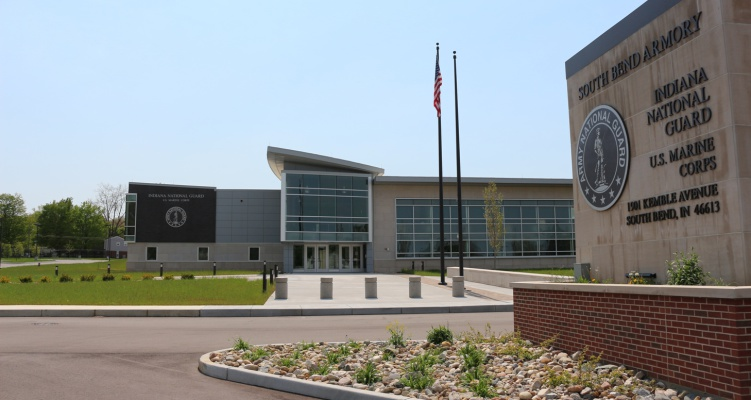 South Bend Armed Forces Reserve Center Dlz