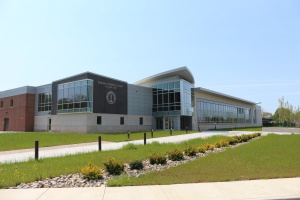Indiana National Guard South Bend Armed Forces Center