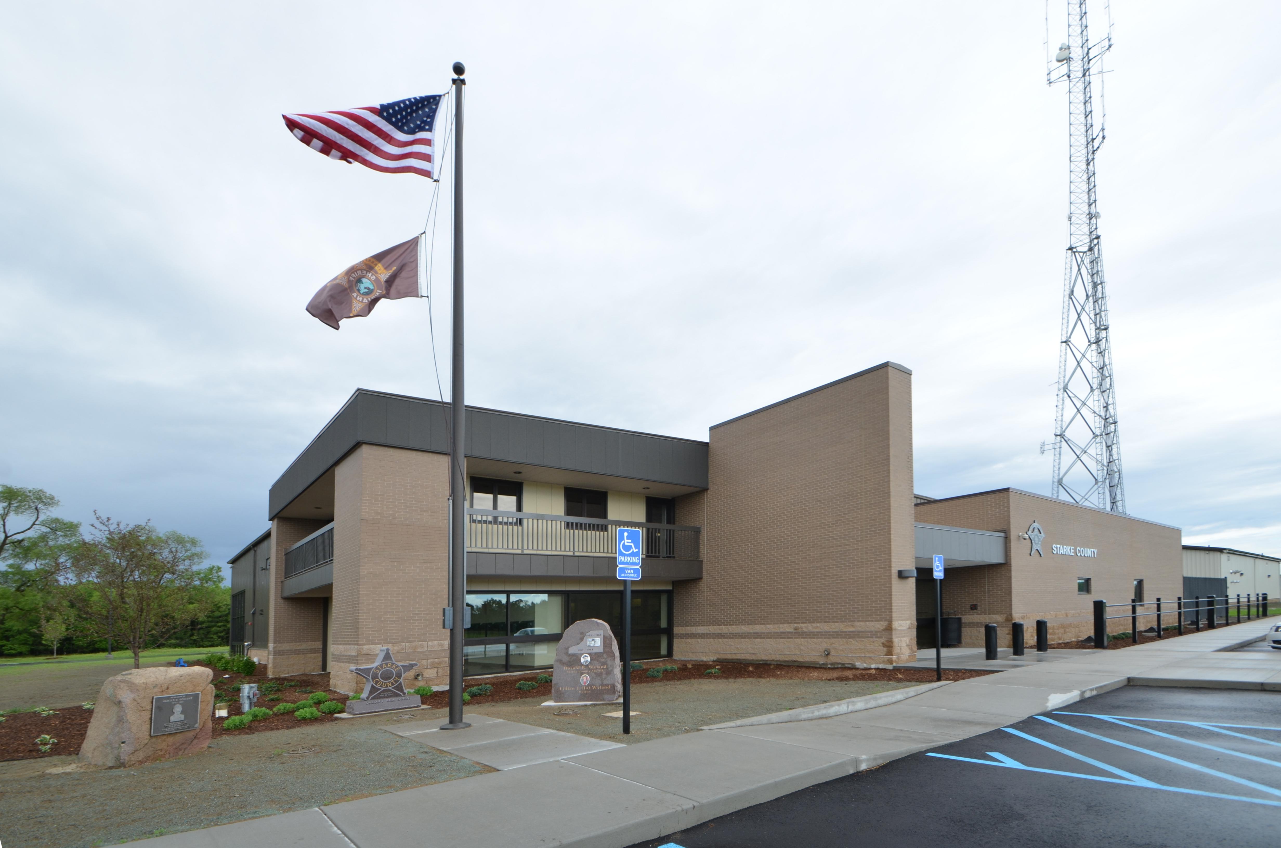 in12019610 Starke County Jail exterior 93 - DLZ