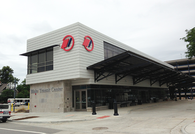 Blake Transit Center Facility Assessment and Design Project Image