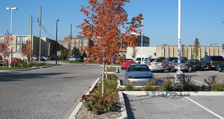 Downtown Parking and Streetscape - DLZ