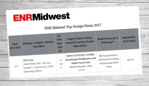 ENR Midwest Top Design Firm