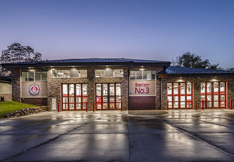 West Bloomfield Fire Station No. 3, Michigan Project Image