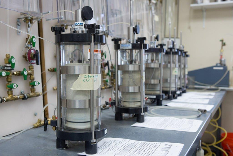 Columbus Materials Testing Lab