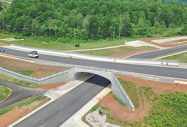 I-69 Section 5 Reconstruction Project Image