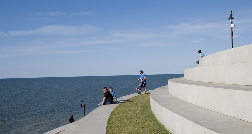 Lakewood Park Solstice Steps Project Image