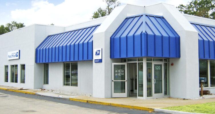 Usps Bloomington Finance Station Alternate Quarters