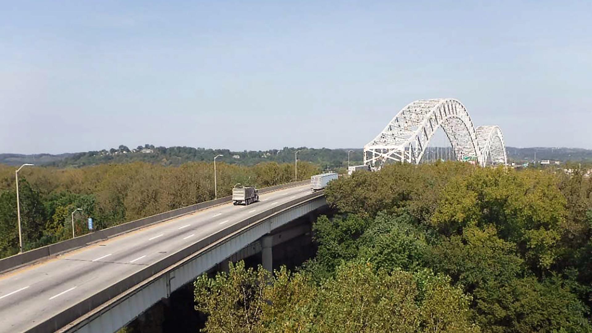 I-64 Sherman-Minton